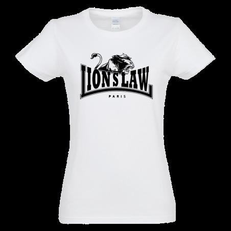 """T-shirt femme """"Lonsdale Lion"""""""