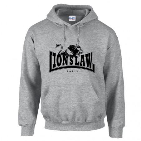"Men's hoodie ""Lonsdale Lion"""